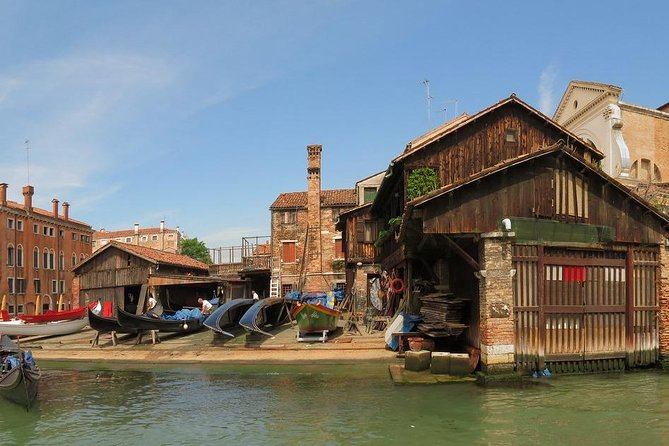 Private Tour: An Historical Gondola Yard in Venice photo 6