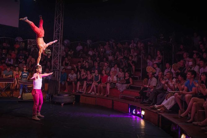 The Cambodia Circus, Phare At 19:00 PM photo 1