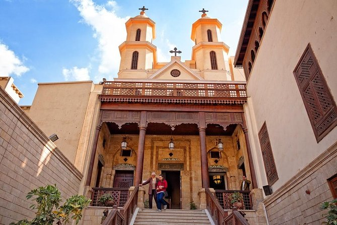 Cairo's Medieval Heritage - Islamic, Coptic & Jewish sights plus lunch- Full day
