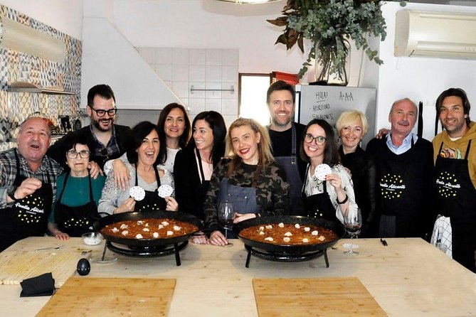 Alicante Paella Experience with Market Visit and Cooking Class