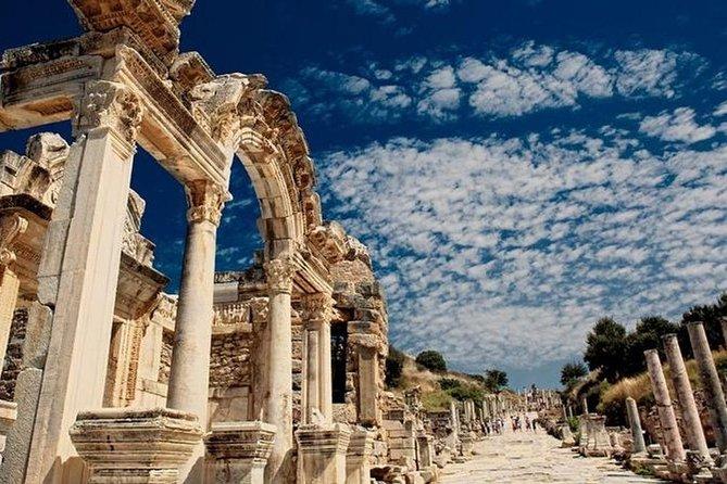 Shore Excursions: Best Of Ephesus & Terrace Houses Tour