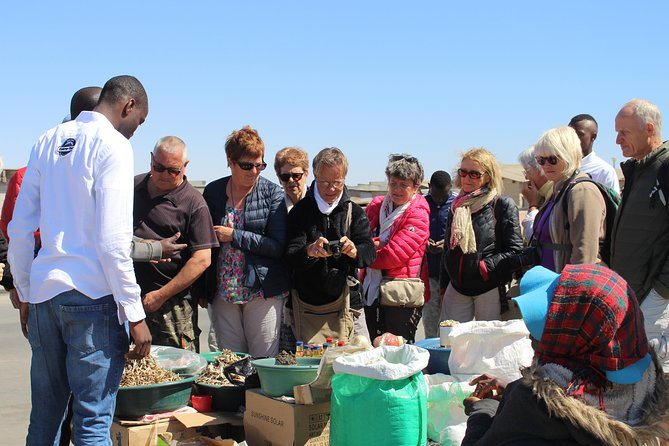 Swakopmund Historical Local Cultural Experience Day Tour for Cruise Ships