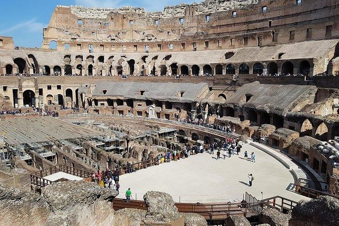 Fast track: Private tour of Colosseum, Roman Forum and Palatine hill