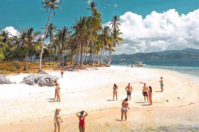 Spectacular El Nido Tour B (Island Caves and Coves)