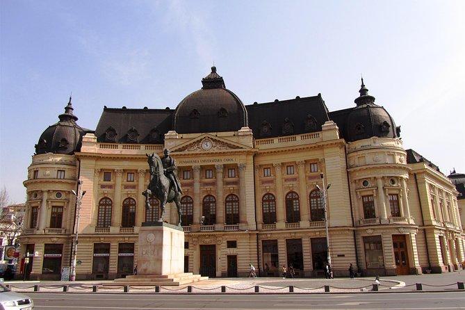 Expert walking tour: Romania beyond the headlines
