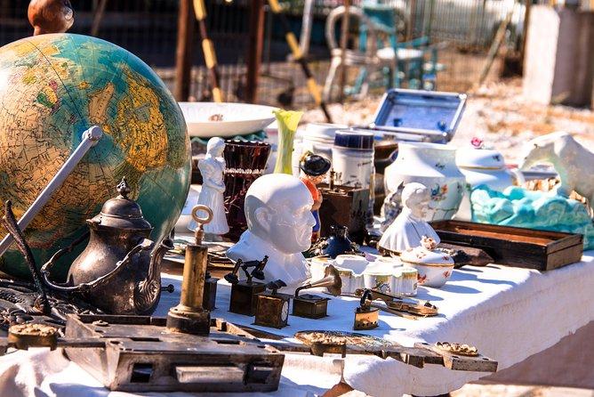 Private Flea Market Tour: Antiques and Curios