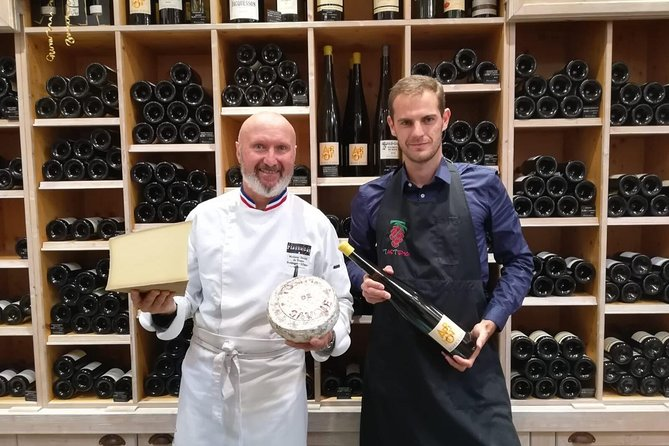 Annecy: Cheese & Wine Tasting