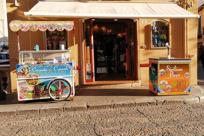 Gastronomic Street Food Tour of Cefalù