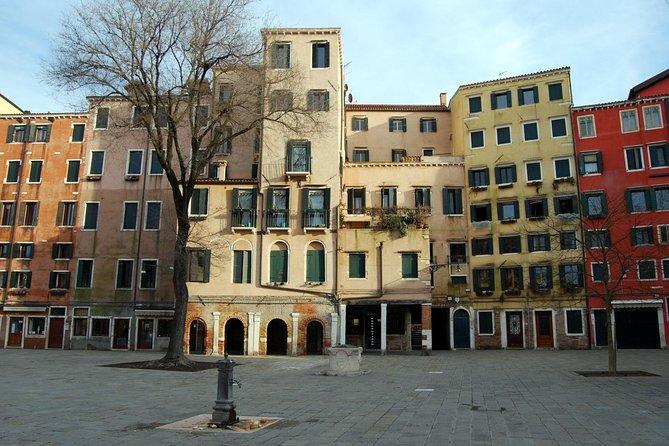 The Jewish Ghetto and the vibrant Cannaregio district food tour