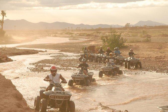 Marrakech Agafay Desert Quad Bikes ATV