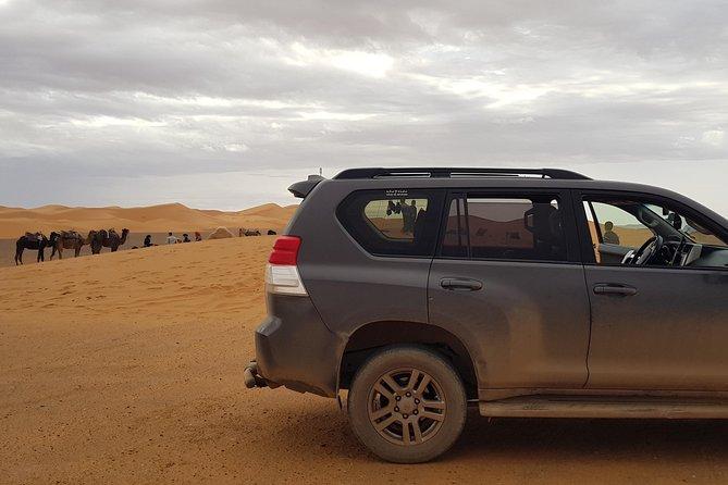 4 Day Merzouga Sahara Desert Private Tour From Marrakech
