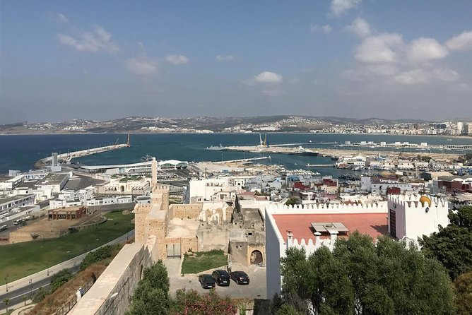 Walking tour of Tangier
