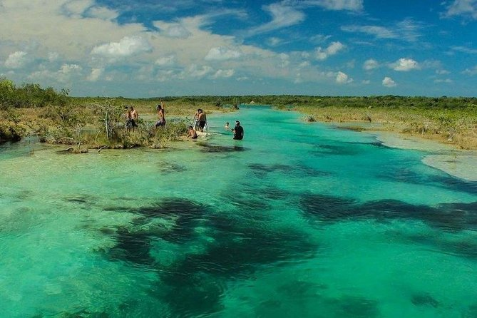 Tour Bacalar With Transportation from Playa del Carmen