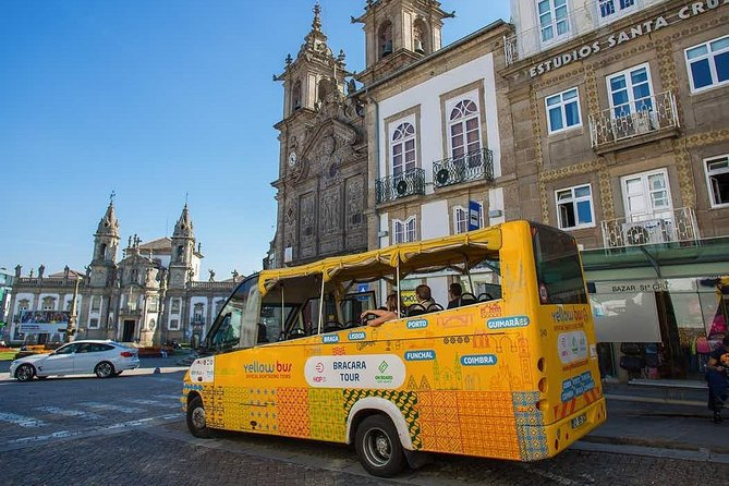 Braga Hop ON Hop OFF from Porto