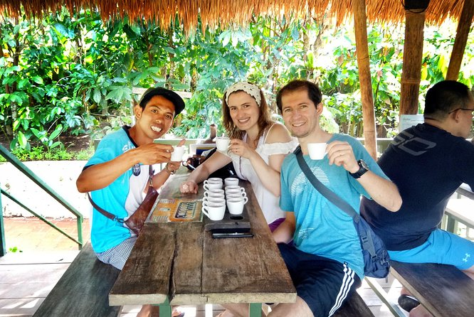 coconut wine and coffee safary tour