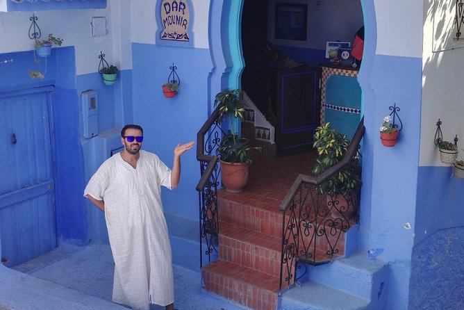 Getaway from Tangier to Chafchaouen