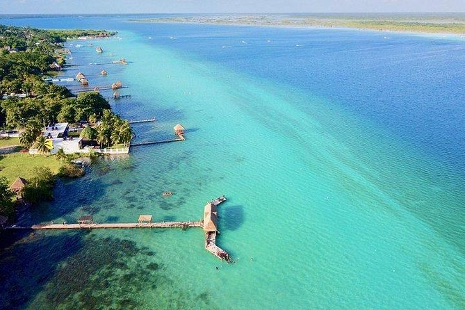Come and Discover Bacalar Tour Plus - From Cancún