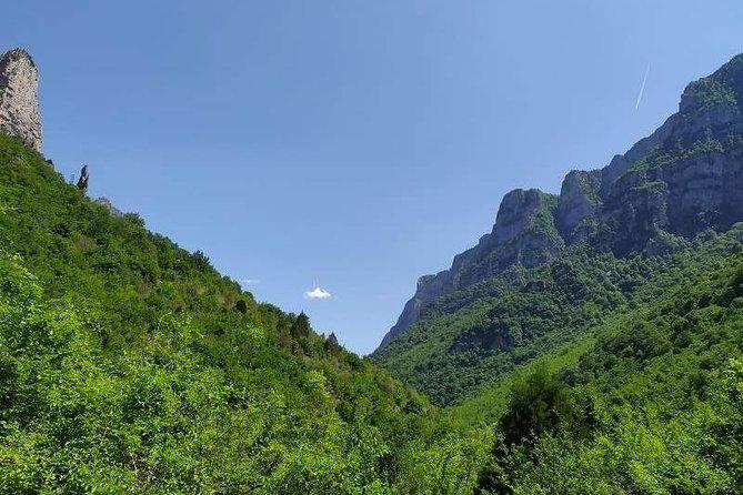 Crossing Vikos Gorge