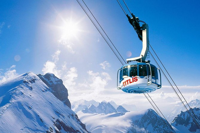 06 Days Swiss Extravaganza With Jungfraujoch, James Bond Peak & Mount Titlis photo 2