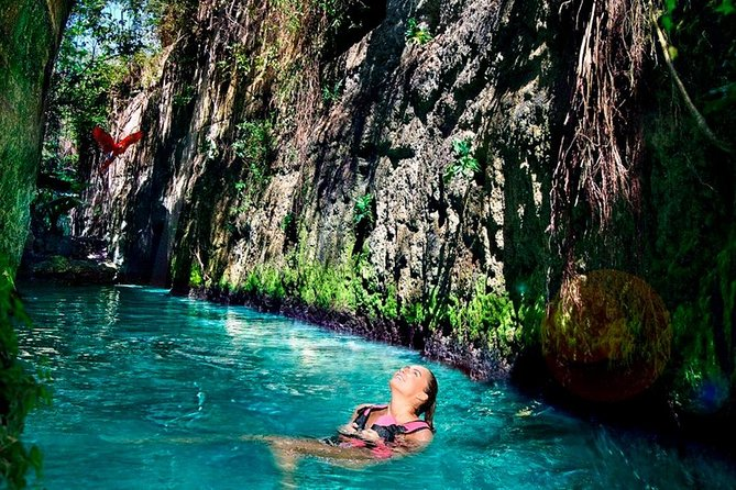 Amazing Tour All Inclusive Xcaret - From Playa del Carmen