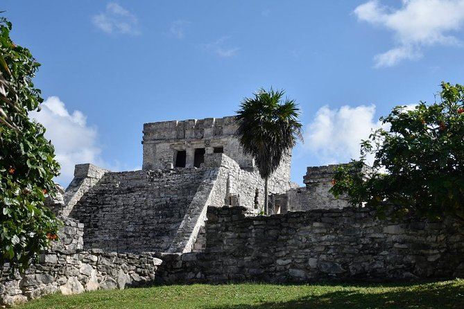 Tour Plus 4 in 1 Coba, Tulum, Cenote & Playa del Carmen With Transportation