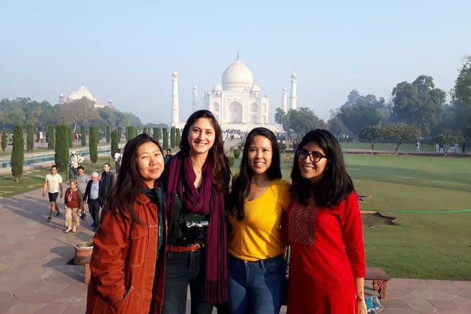 Day tour to Taj Mahal & Agra fort from Delhi,5 star hotel lunch included . photo 34