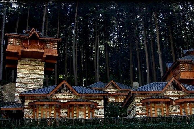 Himalayan Machan Stay in Kasol (1n2d)
