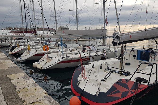 Rent a sailing boat