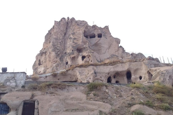 Private Tour of 5th Century Rock-Cut Church in Cappadocia