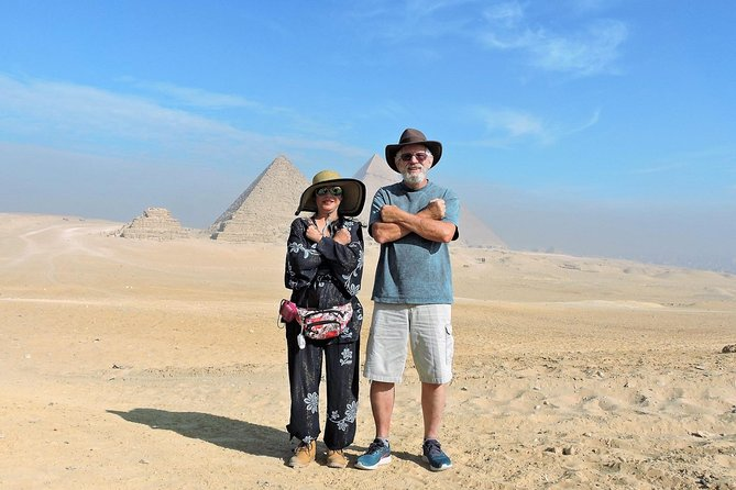 Best Cairo Day Tour Giza Pyramids, The Museum & The Citadel Lunch & Guide Inc