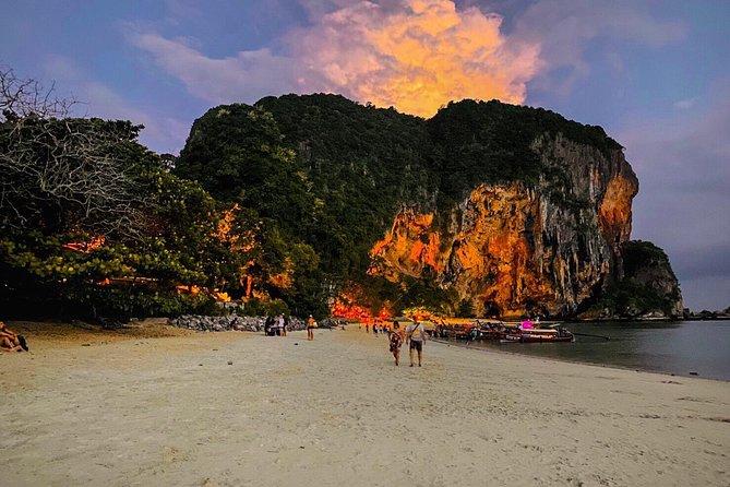 7 Island Sunset From Krabi By SpeedBoat Best Seller