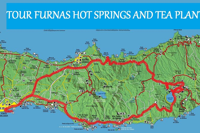 Private Full Day Tour Furnas Hot Springs photo 3