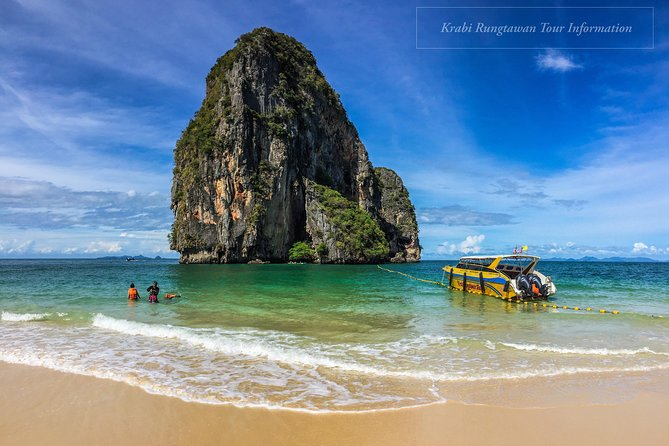 Four Island Half Day Tour From Krabi By SpeedBoat