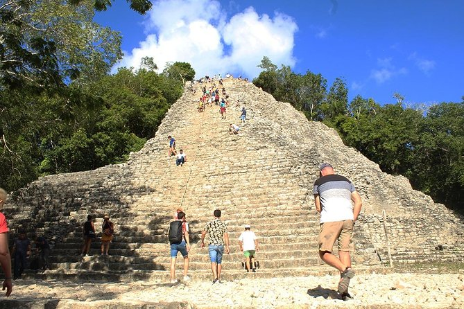Diamond Tulum, Coba, Cenote and Playa del Carmen Tour