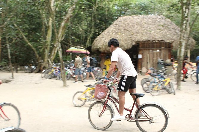 Tour Plus 4 in 1 - Coba, Tulum, Cenote & Playa del Carmen