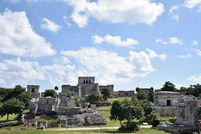 4 in 1 Plus Tour - Coba, Tulum, Cenote & Playa del Carmen