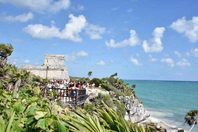 Tour Plus 4X1 - Coba, Tulum, Cenote & Playa del Carmen