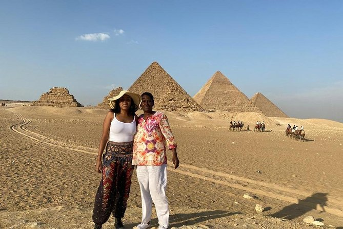 Private Tour For 2-Days in Cairo & Giza