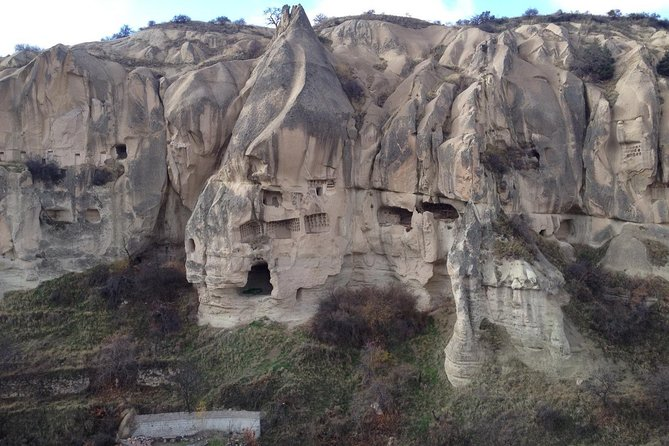 Afternoon Tour of a Troglodyte Cave-City in Cappadocia