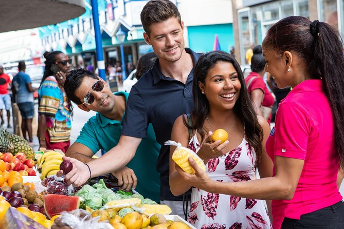 Original Bajan Walking Food Tour