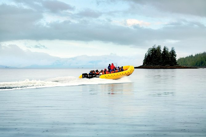 Sitka Boat and Sea Kayaking Adventure photo 8