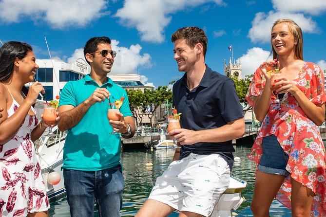 Barbados Shore Excursion: Walking Food Tour