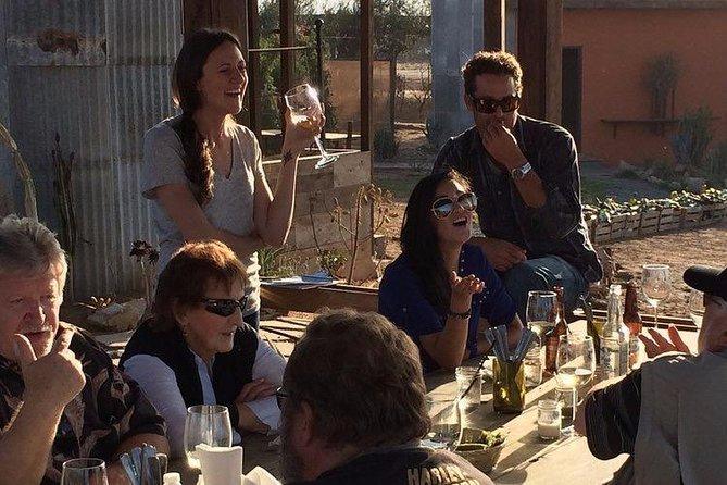 Curated Baja California Premium Wine & Gourmet Food Experience - Private Tour