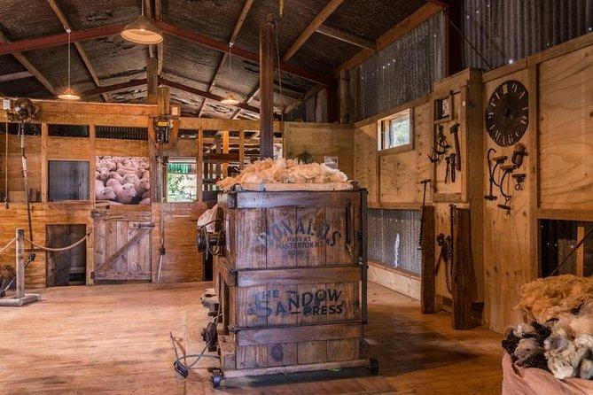 Bullswool Heritage Farm General Entry Ticket