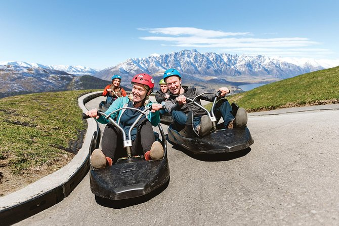Queenstown Skyline Gondola and Luge Adventure Combo