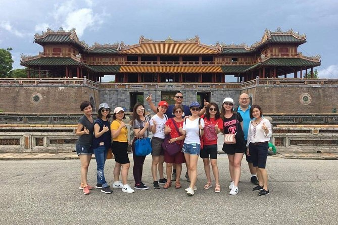 Private Hue Experience City Tour via Hai Van Passs & Lap An Lagoon