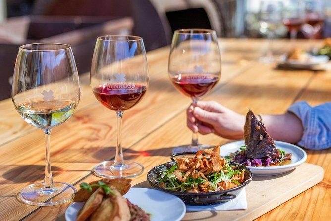 Excursão de Amostragem de Vinho e Alimentos de Queenstown