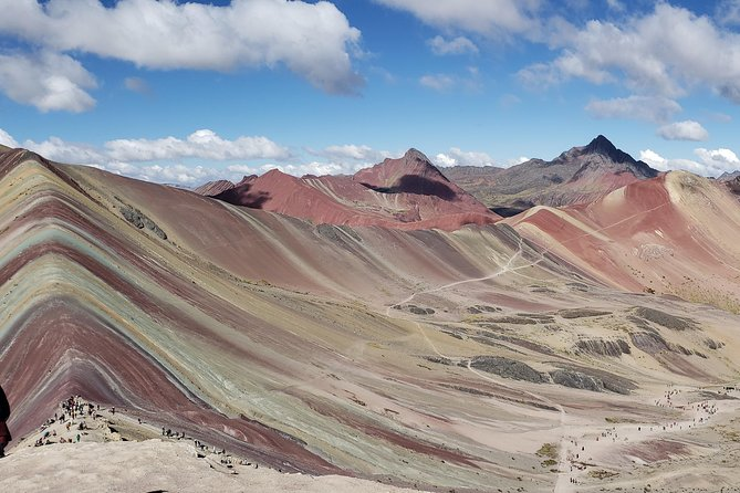 Late Morning Departure to Rainbow Mountain Vinicunca - 9:00am