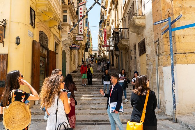Wonderful Valletta, gastronomy, art, and history in the Mediterranean