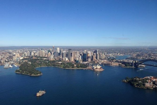 Sydney Harbour Helicopter Flight - 24min